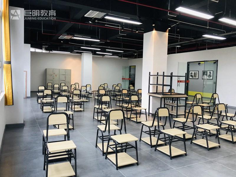 巨明教育重庆含谷校区